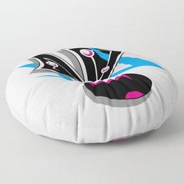 META (Original Characters Art by AKIRA) Floor Pillow