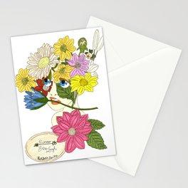 Summer Sprite Stationery Cards