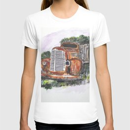 Abandoned Long Haul T-shirt