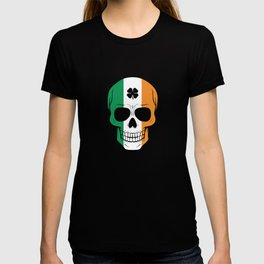 Awesome Irish Skull St. Patrick's St Patty's Day T-shirt