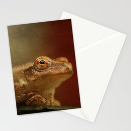 Northern Spring Peeper Stationery Cards