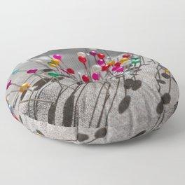pincushion Floor Pillow