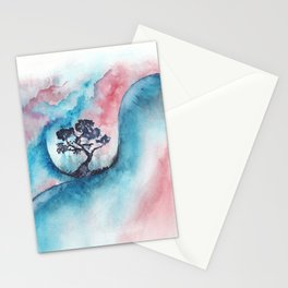 Abstract nature 02 Stationery Cards