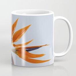 The bird of paradise flower Coffee Mug