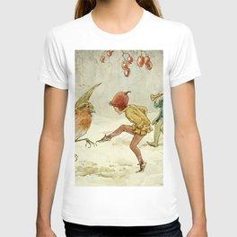 """A Merry Jig"" by Margaret Tarrant T-shirt"