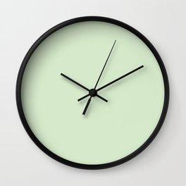 248. Byaku-Roku (White-Green) Wall Clock