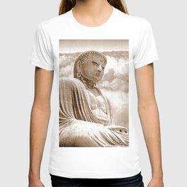 Daibutsu Great Buddha of Kamakura T-shirt