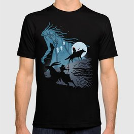 Princess Mononoke Tribute T-shirt