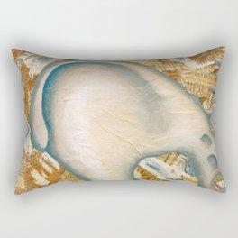 Hip bone Rectangular Pillow