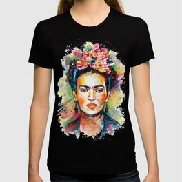 Frida Kahlo Portrait T-shirt
