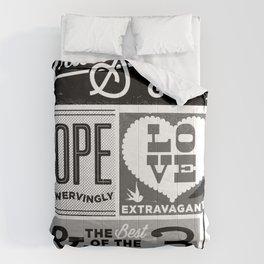 LOVE Comforters
