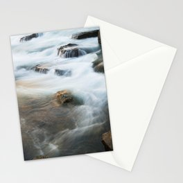 Water in Motion | Landscape Photography | Nature | Aerial Photography Stationery Cards