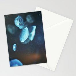Hypnotising Jellyfish Stationery Cards