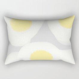 Egg — poster, art print, pictures, scandinavian, deco, egg, chicken, chic, food, breakfast, kitchen Rectangular Pillow