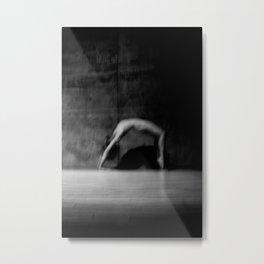 male nude study Metal Print