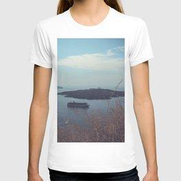 Santorini, Greece 15 T-shirt