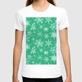 Snow Flakes 04 T-shirt