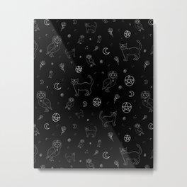 Hidden Magic Metal Print