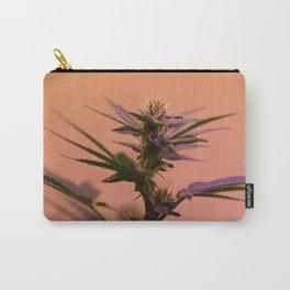 Macro cannabis kush photo Carry-All Pouch