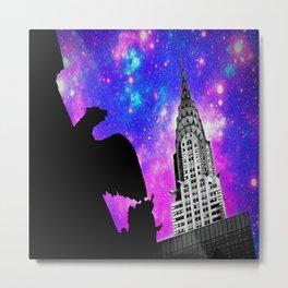 New York Dreams Metal Print