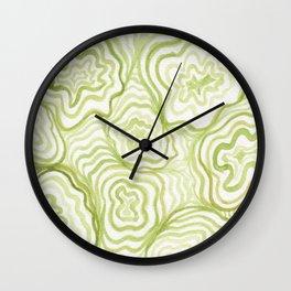 #25. STROM - Amoebas Wall Clock
