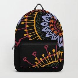 Mandala hand 1 Backpack