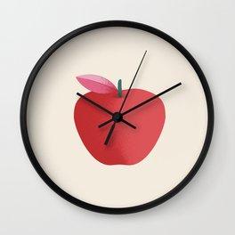 Apple 26 Wall Clock