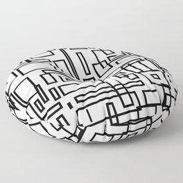 Squarez Floor Pillow