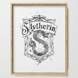 Slytherin Serving Tray