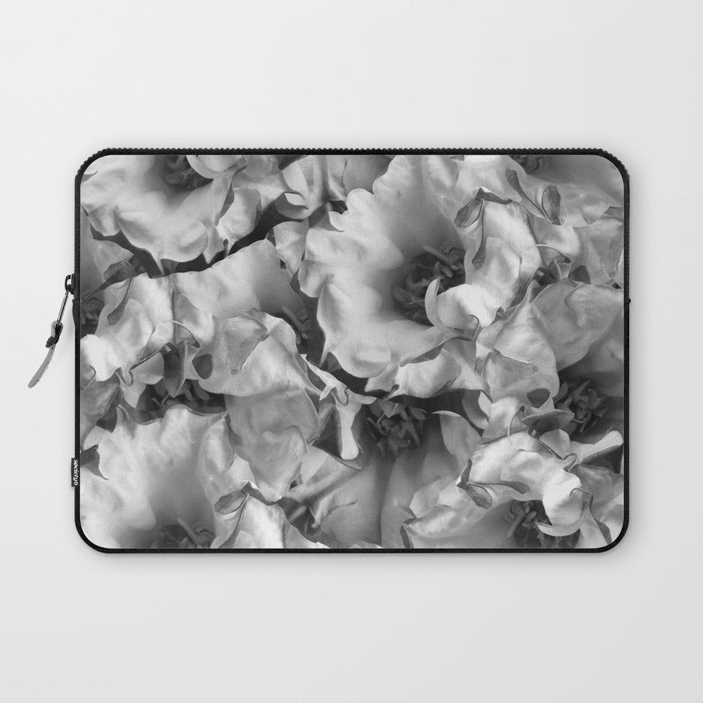 Cotton Flowers Laptop Sleeve LSV7628186