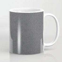 Making Marks Textured Surface Navy/Pink Coffee Mug