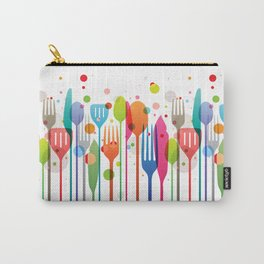 Color Feast Carry-All Pouch