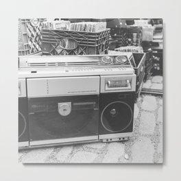 Brooklyn Vibes Metal Print