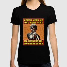 Jules Winnfield Virus Parody T-shirt