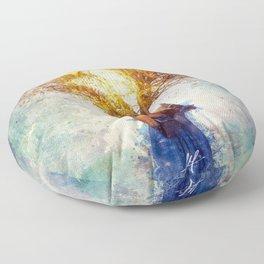 Forgiveness Floor Pillow