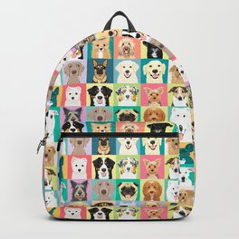 Hairy Smiles Backpack