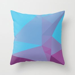 Deep Sea Travel Throw Pillow