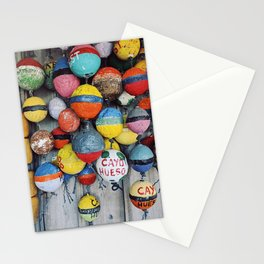 Key West Seaside Colours Stationery Cards
