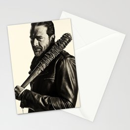 Negan/TheWalkingDead Stationery Cards
