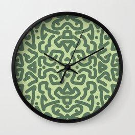 Keylime Wall Clock