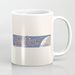 Soviet Space Cat Coffee Mug