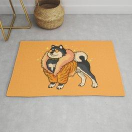 Super Fabulous Shiba Rug