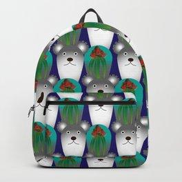 Australian Koala Celebration Backpack