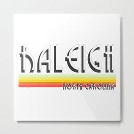 raleigh Metal Print