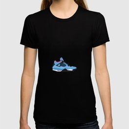 Air Jordan 4 x Travis Cactus Jack Scott T-shirt