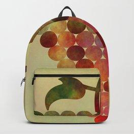 Grapes Design Backpack