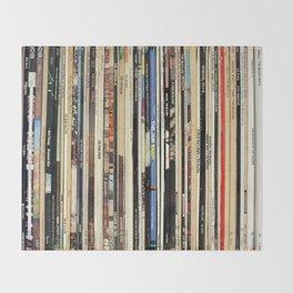 Classic Rock Vinyl Records Decke