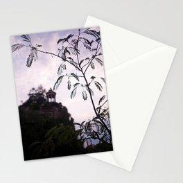 Parc des Buttes Chaumont - in Paris, France Stationery Cards