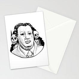 El Panzón / Diego Rivera Stationery Cards