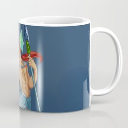 Seahorse Knight for Mermay Coffee Mug
